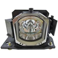 Hitachi Replacement Lamp with Housing and Original Bulb for CP-WX8; CP-WX8GF; CP-X2520