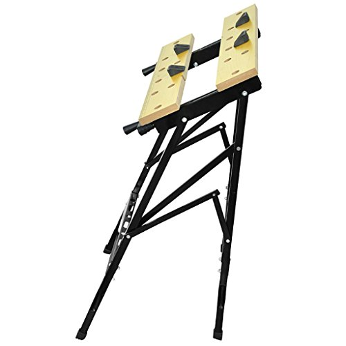 Festnight Portable Durable Work Bench for Cutting Painting Measuring 24.4'' x 22'' x 29.5'' by Festnight (Image #2)