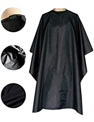 Magiczone Waterproof Professional Salon Cape with Snap Closure Nylon Hair Salon Cutting Cape Barber Hairdressing Cape - 59