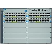HEWLETT-PACKARD E5412-92G-PoE+/4G-SFP v2 zl Switch Chassis / J9540A#ABA /