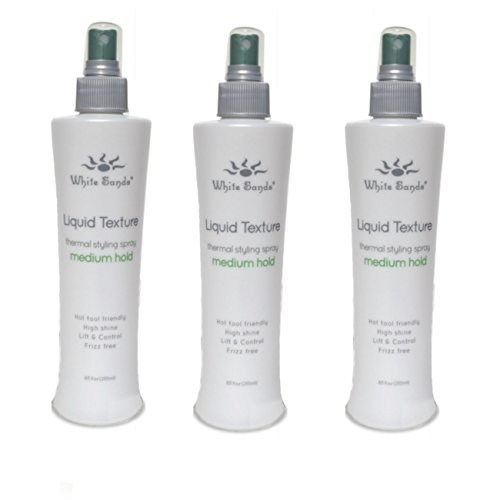 White Sands Liquid Texture - Medium Hold, 8.5 oz (Set of 3)