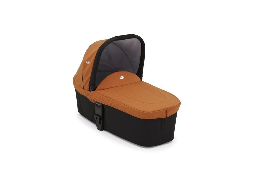 Joie–Kinderwagenaufsatz Chrome DLX Rust Orange Vigoré