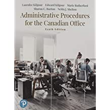 Administrative Procedures for the Canadian Office, Tenth Canadian Edition (10th Edition)