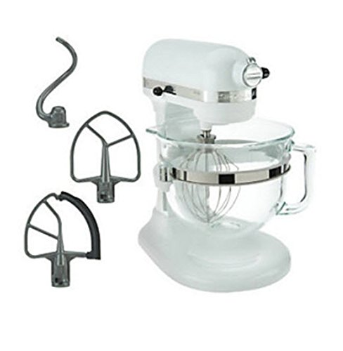 KitchenAid KF26M22 Professional 600 Design Series with Glass Bowl