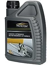Protecton Kettensägenöl 1Ltr | Kettensägenöl für Elektro- und Benzinkettensägen