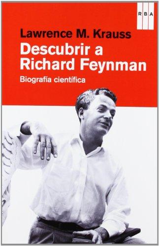 Descargar Libro Descubrir A Richard Feynman Lawrence M. Krauss