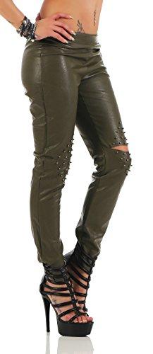 Armee Pantalón Grün Mujer Para shine Mr 0f7wqPI5fx 001b79ad53db