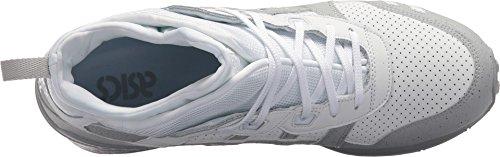 Asics Tiger - Sneakers Uomo Gel-lyte Mt Bianco / Grigio Medio