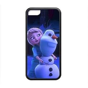 diy zhengFrozen practical fashion lovely Phone Case for Ipod Touch 5 5th (TPU)