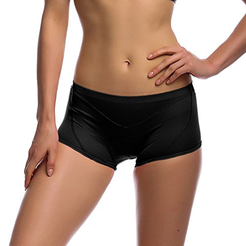 Udiy Women S 3d Padded Bicycle Cycling Underwear Comfort Style