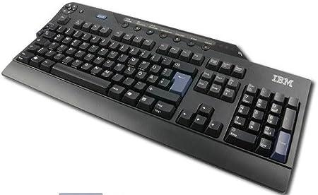 Unbekannt IBM TASTAUR SK-8815 - Teclado (conexión USB, QWERTZ)