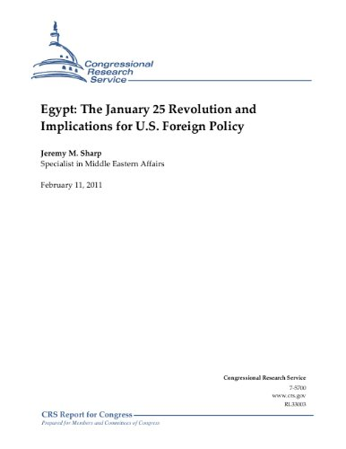 Egypt: The January 25 Revolution and Implications for U.S. Foreign Policy
