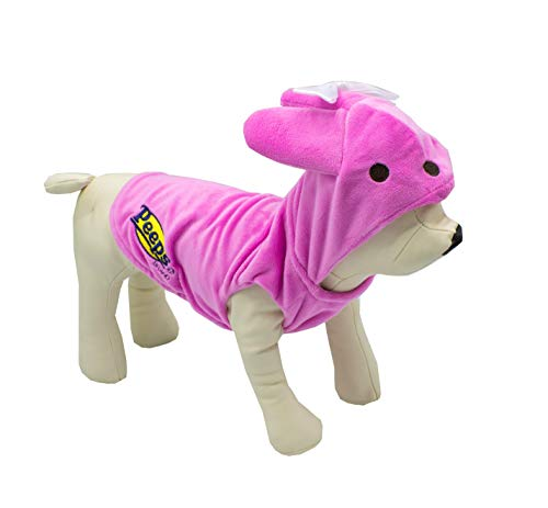 Peeps Easter Bunny Costume for Dogs, Puppies, & Cats, Medium -