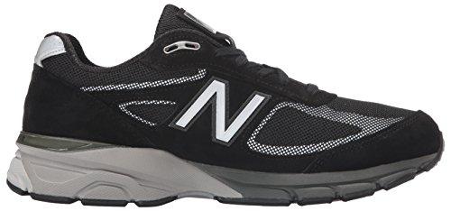 Nuovo Equilibrio Mens 990v4 Scarpa Da Corsa Nero