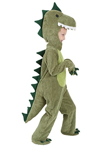 Toddler T-Rex Costume 4T Lime -