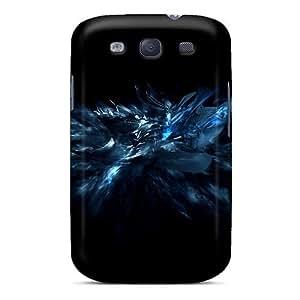 Abrahamcc Galaxy S3 Hard Case With Fashion Design/ XXh2536OOwX Phone Case