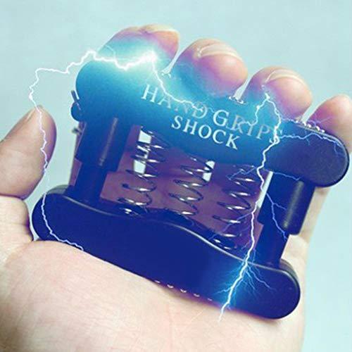 NarutoSak Funny Mini Electric Shock Hand Grip Keychain