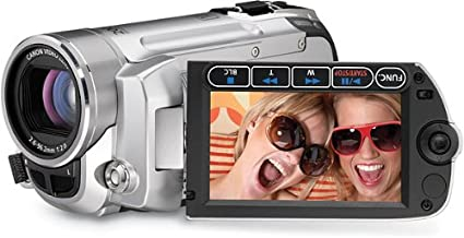 amazon com canon fs10 flash memory camcorder with 8gb internal rh amazon com FS10 Dead canon fs10 camcorder manual