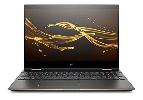 HP Spectre x360 15.6in Touch-Screen Laptop 16GB/512GB SSD (Renewed)