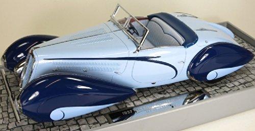 1937 Delahaye Type 135-M in 1:18 Scale by Minichamps (Delahaye Type)
