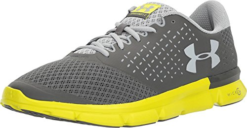 Under Armour Micro G Speed Swift 2 Running Shoes - SS17 - 7 - Grey