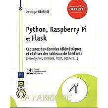 Python, Raspberry Pi et Flask - Capturez des données télémétriqu