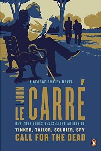 Call for the Dead: A George Smiley Novel by Le Carre John (2012-10-02) Paperback (Call For The Dead A George Smiley Novel)