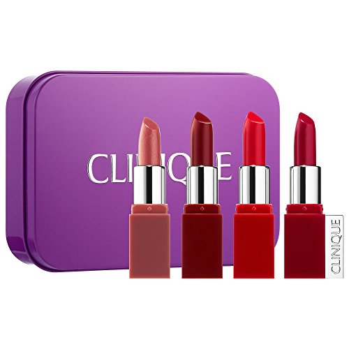 CLINIQUE Lip Out Loud Lipstick 4-pc set