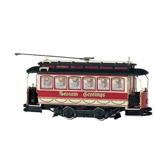 Closed Street Car Christmas - On30 Scale for sale  Delivered anywhere in USA