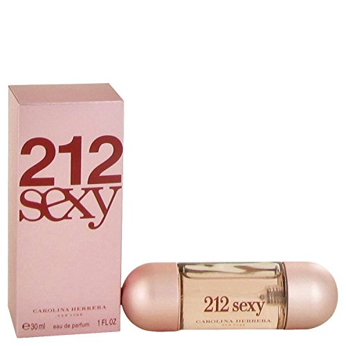 212 Sexy Perfume by Carolina Herrera Eau De Parfum Spray 1 oz 100 ml. For Women [WP] Free! Sample Venezia Perfume (Ch Carolina Herrera Belt compare prices)