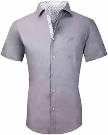 6c3d7c589e7 Shopping Greys - Casual Button-Down Shirts - Shirts - Clothing - Men ...