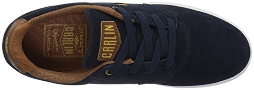 C1rca Mens Jc01 Skate Schoen Marine / Wit / Gom