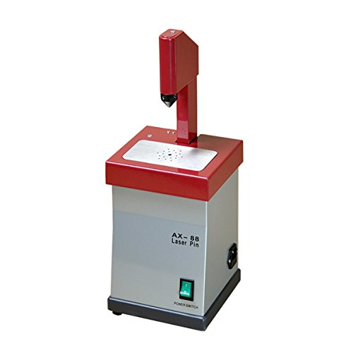 TJIRIS Lab Equipment Laser Pinhole Drilling Unit Laser nail machine(AX-88 220V) ()