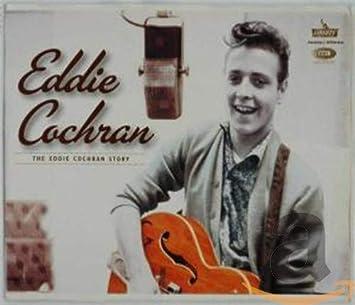 Amazon | Eddie Cochran Story | Cochran, Eddie | 輸入盤 | 音楽