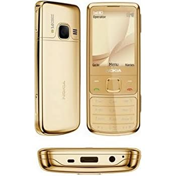 nokia 6700 classic gold edition unlocked cell. Black Bedroom Furniture Sets. Home Design Ideas