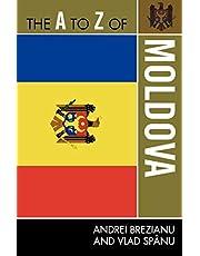 The A to Z of Moldova (Volume 232)