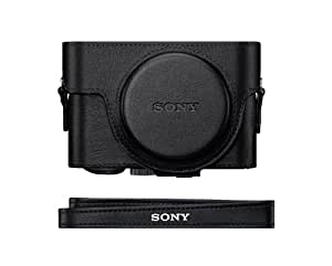 Sony LCJRXC/B Jacket case for DSC-RX100 series (Black)