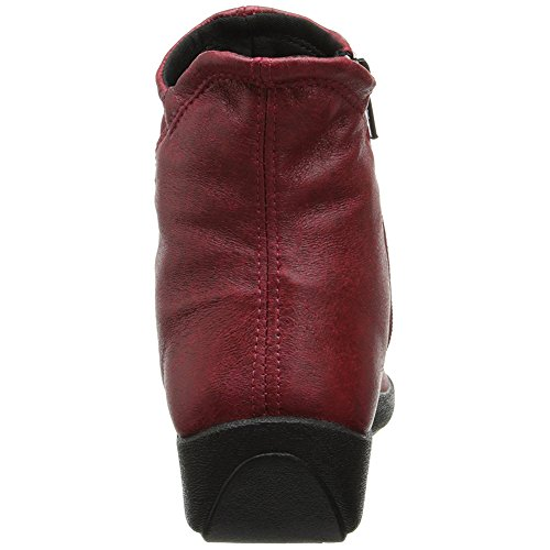 Arcopedico 4281 L19 Womens Boots Cherry Red
