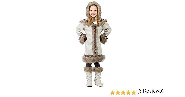 Disfraz Esquimal (10-12 AÑOS): Amazon.es: Juguetes y juegos