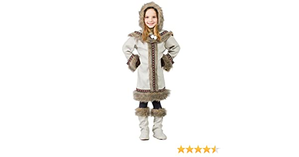 Disfraz Esquimal (5-6 AÑOS): Amazon.es: Juguetes y juegos
