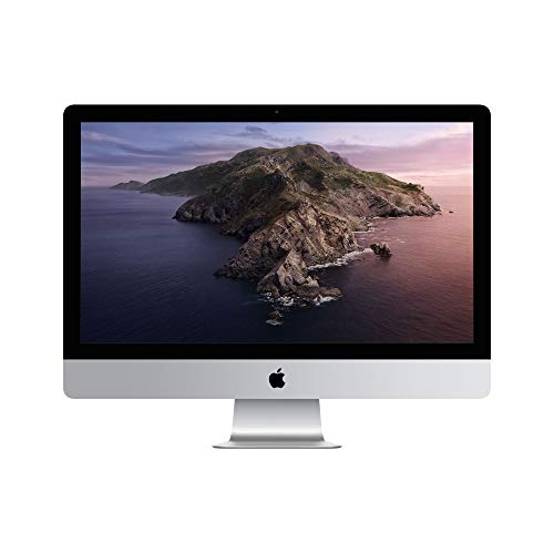 New Apple iMac (27-inch, 8GB RAM, 1TB Storage)