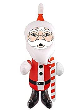 Hinchable Santa Claus Navidad STOCK Novedad Decoración 120cm ...