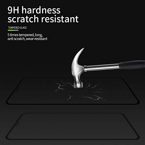 6S Durable 50PCS Non-Full Matte Frosted Tempered Glass Film for iPhone 6