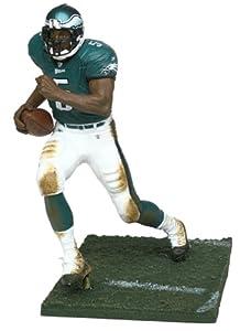 McFarlane Toys NFL Sports Picks Series 4 Action Figure Donovan McNabb (Philiadelphia Eagles) Green Jersey