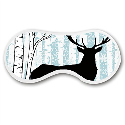 JessPad-Deep-Rest-Sleep-Mask-Black-Beer-And-White-Trunk-Cotton-Blends-Eye-Mask-For-Sleeping