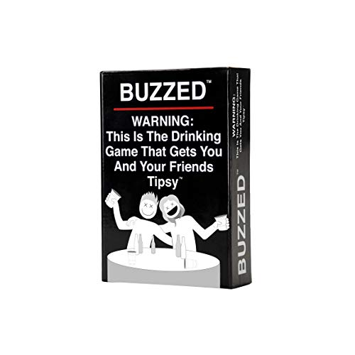 Buzzed - This is The Drinking Game That Gets You and Your Friends Tipsy! (Fun Games To Play With Your Best Friend)