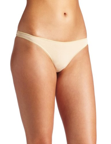 Cosabella Women's Talco Lace Thong Panty, Sand, Large/X-Large