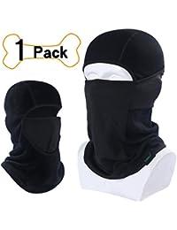 Balaclava Ski Mask - Breathable Moisture Wicking Windproof Balaclava Hood for Motorcycling, Riding, Snowboarding Face Mask