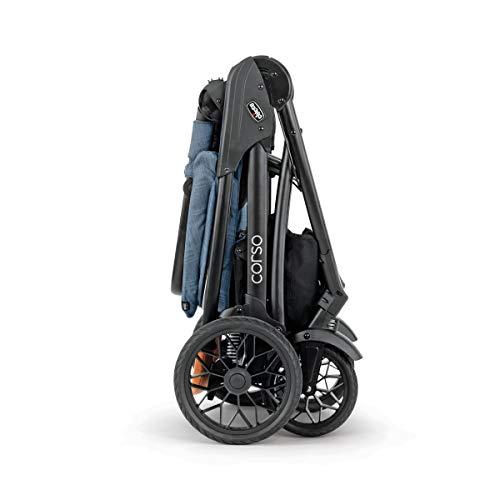 41CE1isuwrL - Chicco Corso LE Modular Quick-Fold Stroller - Studio