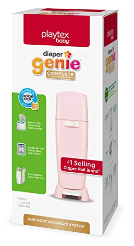 Diaper Genie Assembled Complete Technology product image